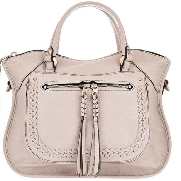 73f9f4bec4c5 QVC Can t beat this OrYany Sarah Satchel Price NEW